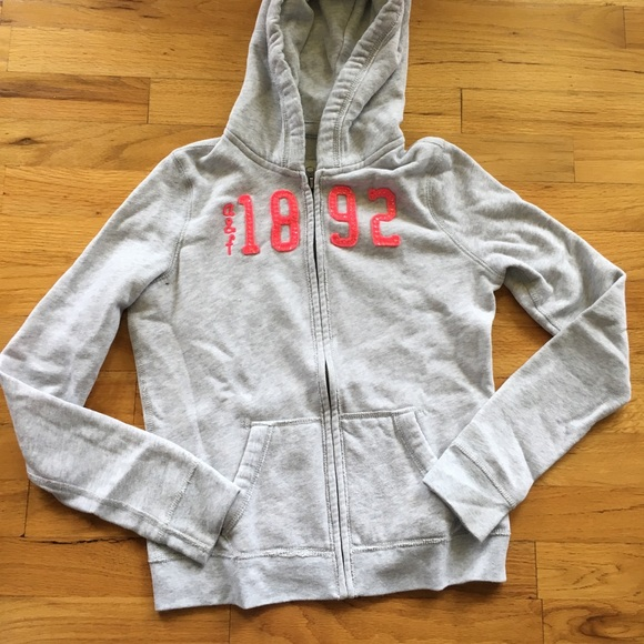 abercrombie kids Other - Girls Large Abercrombie Kids Zip Up Hoodie